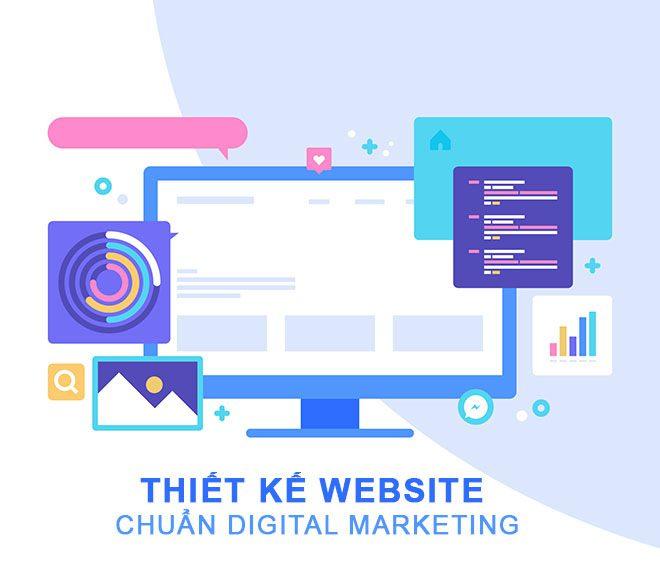 bí quyết tạo website digital marketing