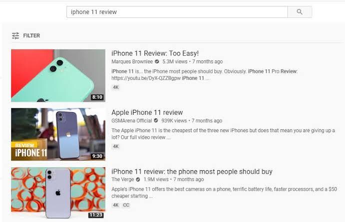 Ảnh 14: Thumbnails bắt mắt sẽ kích thích người dùng click ngay vào video của bạn (Nguồn: Internet)