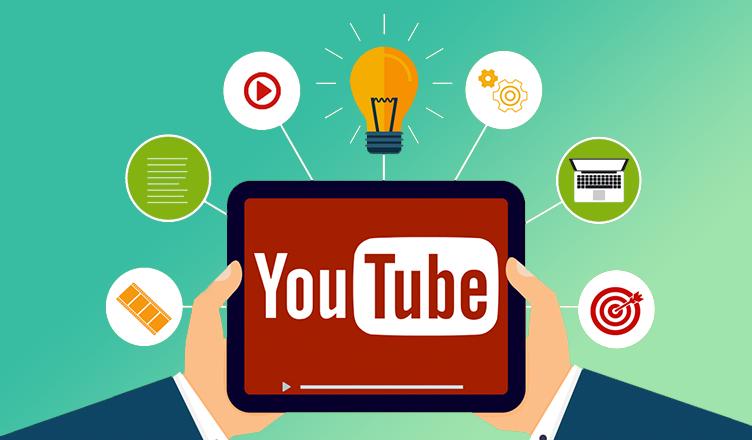Ảnh 3: Marketing youtube là việc người dùng tận dụng nền tảng truyền thông tốt của Youtube để up các video nhằm quảng bá thương hiệu, tiếp thị sản phẩm (Nguồn: Internet)