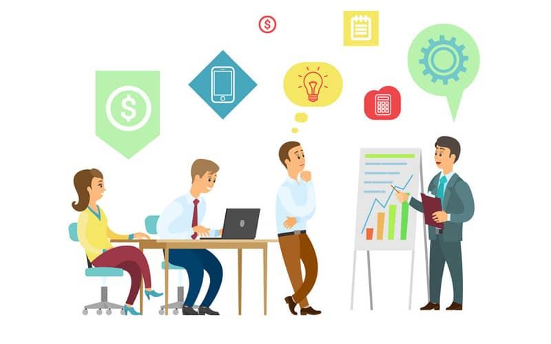 Các công việc cụ thể của một digital marketing manager vô cùng đa dạng