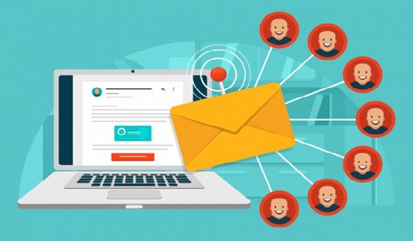 Có đa dạng công cụ để gửi email marketing đến nhóm đối tượng mục tiêu