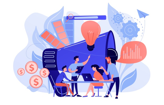 Marketing design - lĩnh vực đầy tiềm năng, cơ hội phát triển
