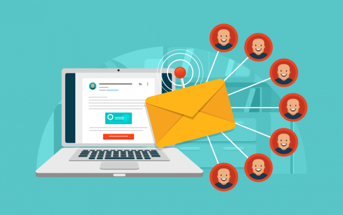Marketer nên cố gắng cá nhân hóa email khách hàng để họ cảm thấy mình được tôn trọng, chăm sóc chu đáo nhiệt tình