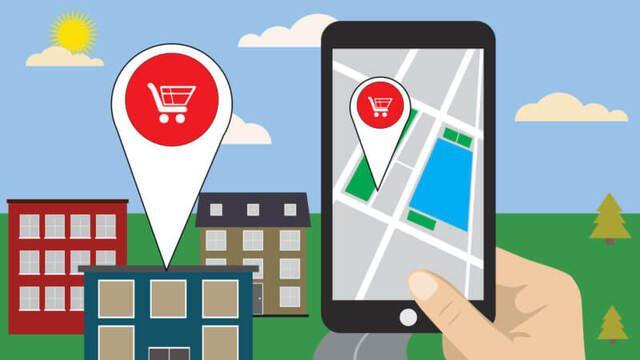 Marketing dựa trên vị trí của khách hàng để dễ tiếp cận và thiết kế ứng dụng phù hợp trên điện thoại