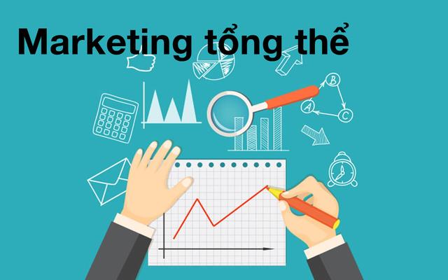 Marketing tổng thể trong tiếng Anh gọi là Overall