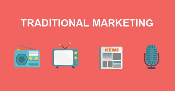 Marketing truyền thống và các công cụ truyền đạt của chúng