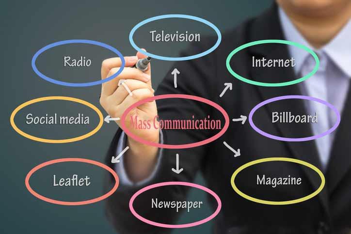 Marketing truyền thống vẫn rất đa dạng các công cụ truyền đạt