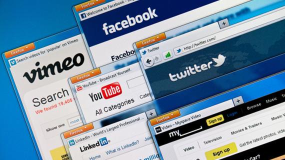 Nhiều công cụ khác nhau để quản lý kênh truyền thông xã hội