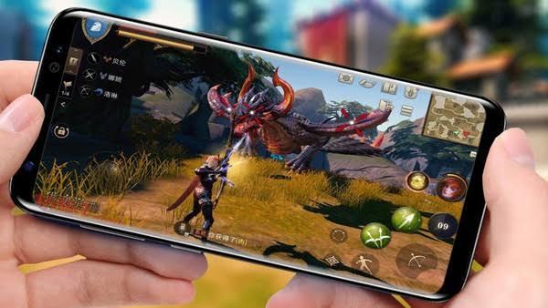 Quảng cáo trên ứng dụng trò chơi điện thoại