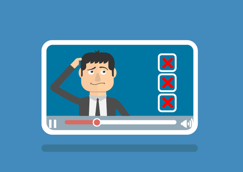 Tạo video ấn tượng trong các kênh truyền hình