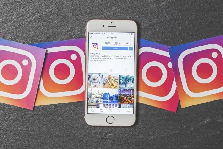 Các sản phẩm truyền thông trên Instagram đều được đầu tư mạnh trên cả hình ảnh và nội dung