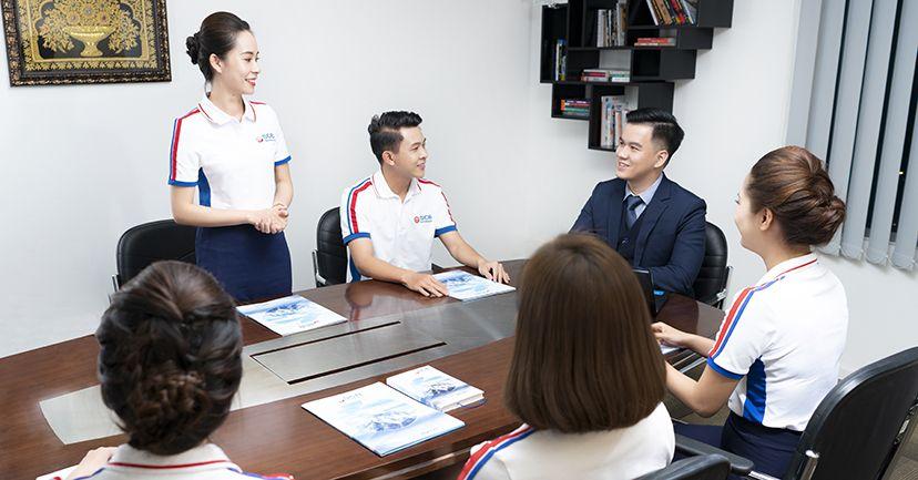 Công việc của nhân viên Marketing được quyết định bởi vị trí và nhiệm vụ khác nhau