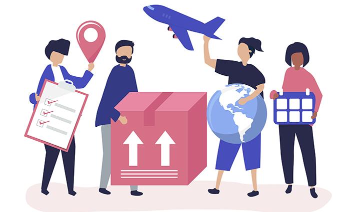 Công việc của nhân viên Marketing có yêu cầu về kỹ năng tiếp thị sản phẩm, dịch vụ