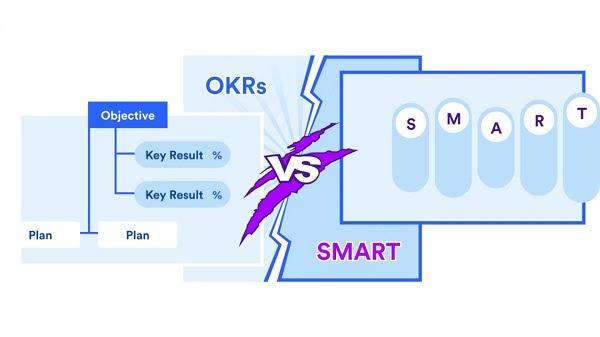 Điểm khác biệt giữa Smart Marketing và mô hình OKR
