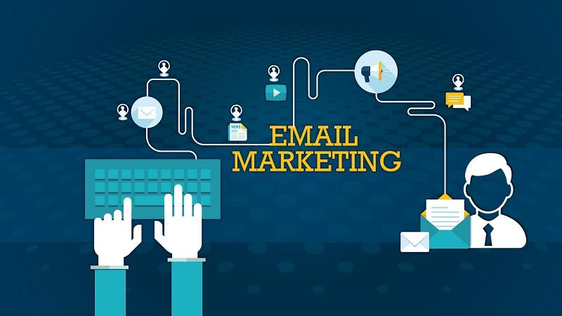 Email Marketing là hình thức tiếp thị trực tiếp hiệu quả hiện nay