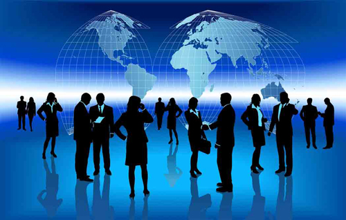 Mô hình này có thể thực hiện trong phạm vi quốc gia hoặc quốc tế