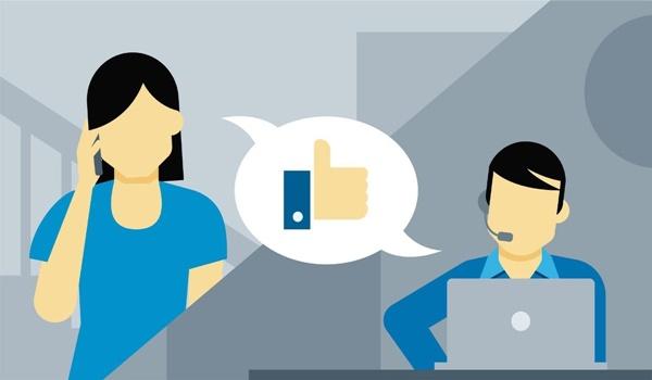 Mục tiêu đáp ứng nhu cầu khách hàng có tác dụng tạo nên tiếng nói chung giữa khách hàng và doanh nghiệp