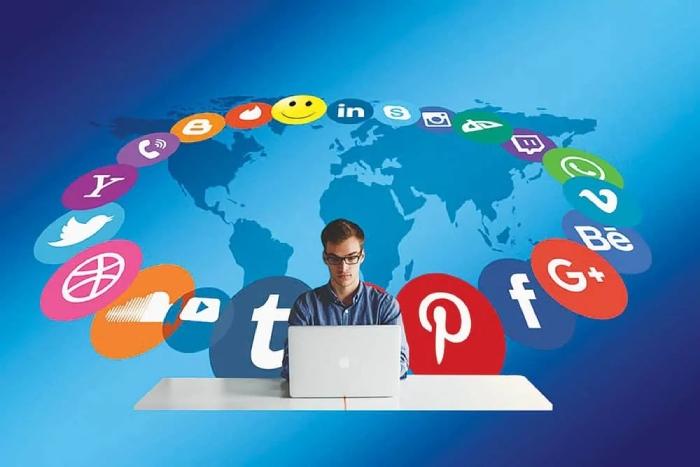 Tiếp thị mạng xã hội là một phương thức quảng bá thương hiệu tuyệt vời