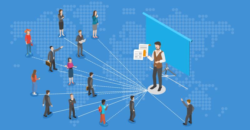 Tổ chức những buổi chia sẻ giữa nhân viên với lãnh đạo để dễ dàng kết nối nhau hơn