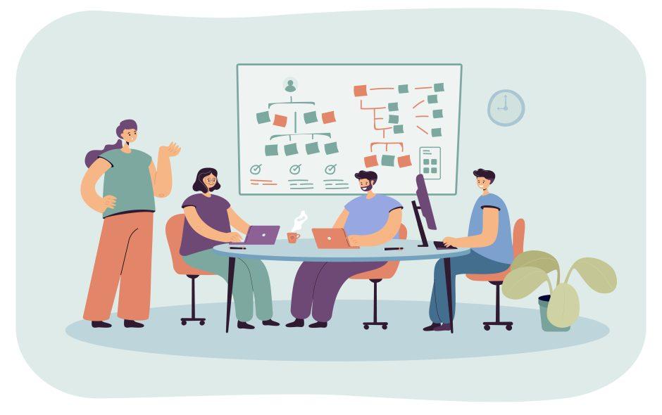 Chính thức hóa chiến lược tiếp thị thành kế hoạch cụ thể