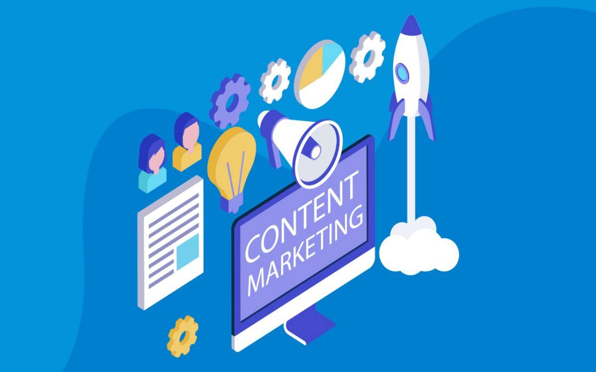 ngày càng nhiều khóa học content marketing ra đời nhầm đáp ứng nhu cầu của lượng lớn học viên