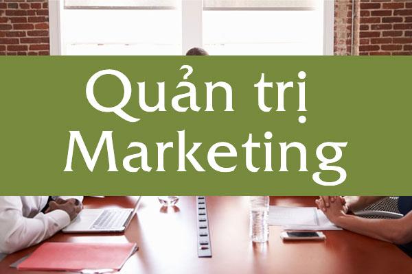 quản trị marketing giúp kết nối doanh nghiệp với thị trường