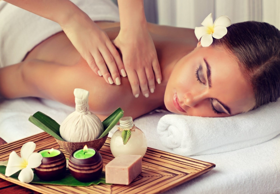 Spa sử dụng Scent marketing